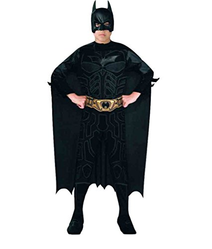 Rubie's Costume Co Batman Sm. Box Set Costume, Large