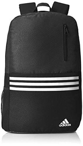 Adidas versatile zaino unisex, unisex, Versatile, nero/bianco, M
