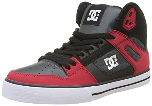 dc-universe-spartan-high-wc-mens-low-top-sneakers-red-red-grey-black-xrsk-9-uk-43-eu