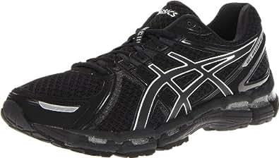 ASICS Men's GEL-Kayano 19 Running Shoe,Black/Onxy/Lightning,8 M US