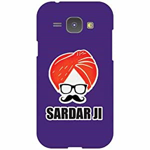 Samsung Galaxy J1 Printed Mobile Back Cover