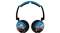 Hot Wheels Lightweight DJ Headphones-ZVHW-1800