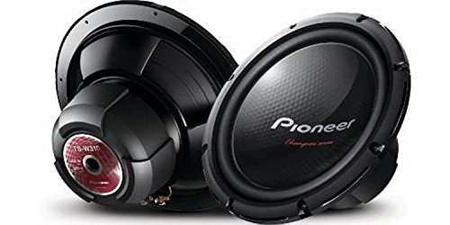 New Pair Pioneer Ts-W310S4 12 Subwoofer 1400 Watt 12 Inch Car Subwoofer Audio