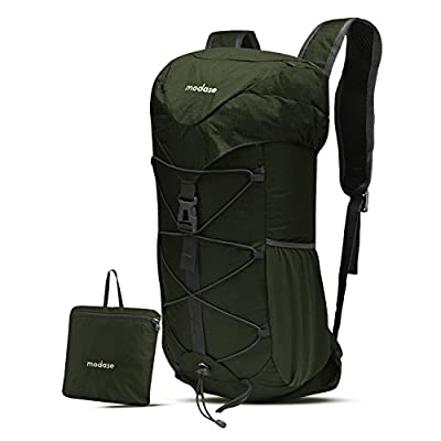 Backpack, Hiking Backpack, Modase Large 40L Lightweight Water Resistant Travel Backpack Daypack
