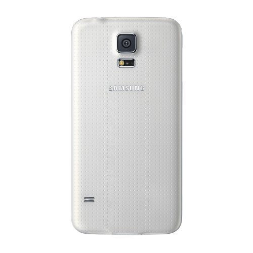 Samsung Galaxy S5 Case Wireless Charging Battery Cover -White