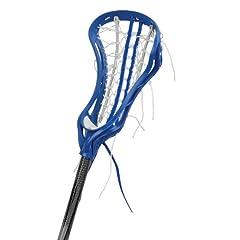 Debeer Lacrosse NV3HS Gripper Pro Pocket Strung Head by deBeer