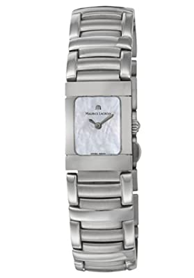Maurice Lacroix Miros Women's Quartz Watch MI2012-SS002-160