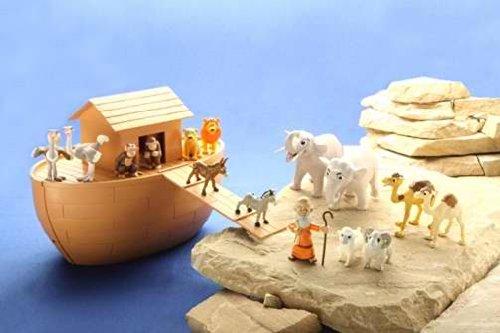 Tales of Glory Noahs Ark Playset - 1