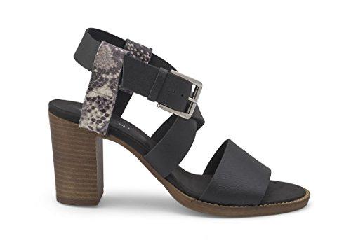 soldini sandalo in pelle saffiano 881-4-T71 36