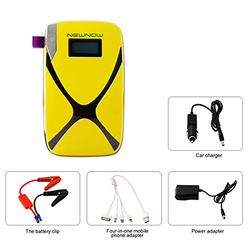 NewNow X5 12V Jump Starter MultiFunction Car Photo