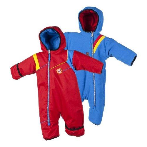 Obermeyer Baby Boy Snow Suit - True Red - 18 months