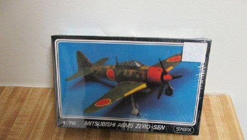 Starfix Mitsubishi A6M5 Zero Sen 1:72 scale model plane