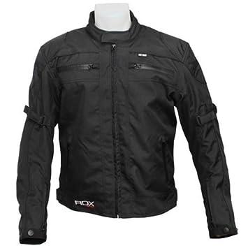 Blouson moto ADX CITY 2 - Noir - Taille XS