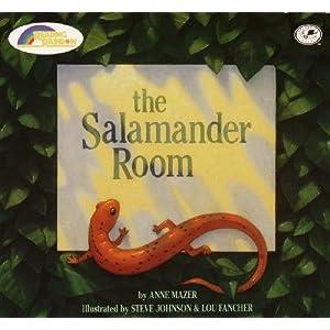 Books Like The Salamander Room