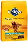 PEDIGREE Adult Chicken Flavor Dog Food 17 Pounds