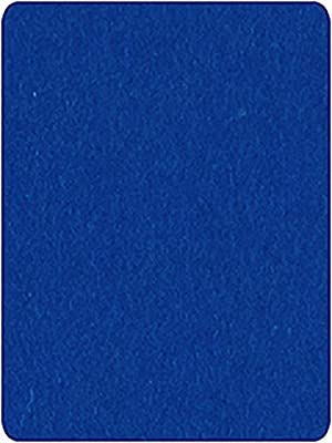 Championship Invitational 9-Feet Electric Blue Pool Table Felt