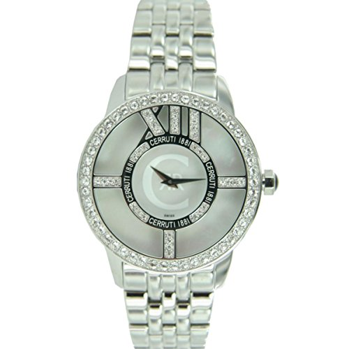 Cerruti Women Watch silver CRM044B261A
