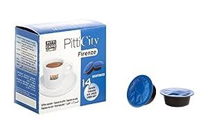 Pitti Caffe Firenze Modo Mio Kapsler Capsules (Pack of 14)