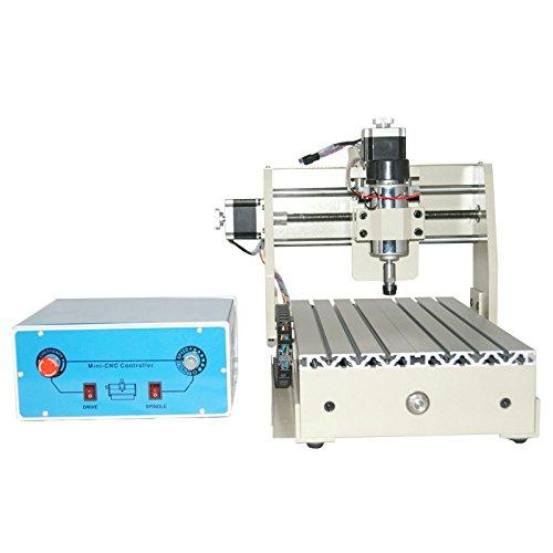CNCEST-CNC2015T-ROUTER-ENGRAVER-ENGRAVING-DRILLINGMILLING-MACHINE-3-AXIS-DESKTOP-300W