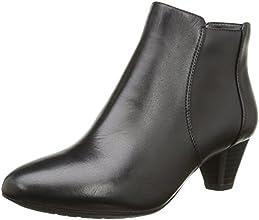 Clarks Denny Diva, Boots femme - Noir (Black), 39 EU (5.5 UK)