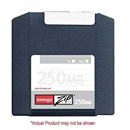 Iomega 8PK ZIP 250MB SLEEVE PC/MAC ( 32628 ) (Discontinued by Manufacturer)