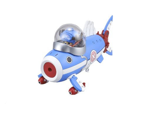 Bandai Hobby Mecha Collection #3 Chopper Robot Submarine Model Kit (One Piece) - 1