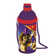 Madagascar Purple Water Bottle