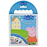 Noble Peppa Pig Carry Along Colouring Set [E98362] Cleva H8 Edition