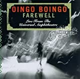 Farewell: Live at Universal Amphitheater 1995 by Oingo Boingo [Music CD]