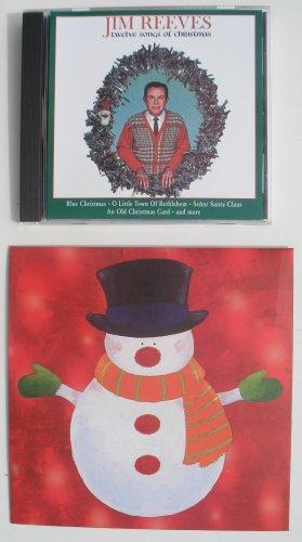 Jim Reeves - DELUXE GIFT WRAP - Twelve Songs Of Christmas - Zortam Music