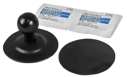 Ram Mount Flex Adhesive Base with 1-Inch Ball