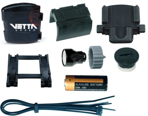 Vetta WL Wireless Mounting Kit for Vetta RT88/880L/288/288L Bicycle Computers