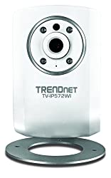 TRENDnet Megapixel Wireless and Day/Night Internet Camera TV-IP572WI