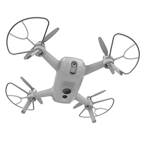 Yuneec Breeze Flying Camera - Compact Smart Drone with Ultra High Definition 4K video - safe to fly indoor and outdoor