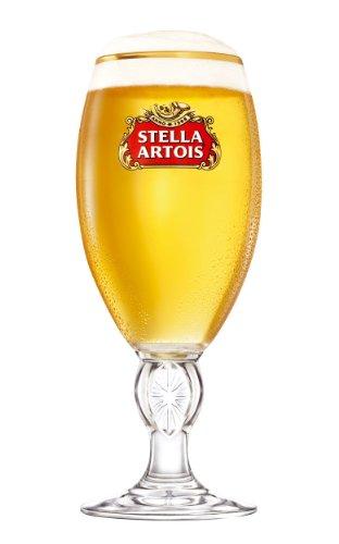 Stella Artois Beer Glasses front-279449