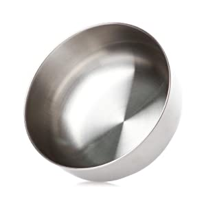 Lifeventure Camping Bowl - Silver
