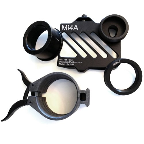 Minits Iwitness Ssa Kit 4S-L For Iphone 4S And Leupold Mk 4 Or Gold Ring Spotting Scopes