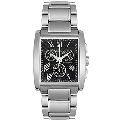 Bulova Men's 96G45 Chronograph Bracelet Watch