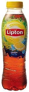 Lipton Ice Tea Lemon 500 Ml (pack Of 12)