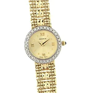 geneve s 14k yellow gold with