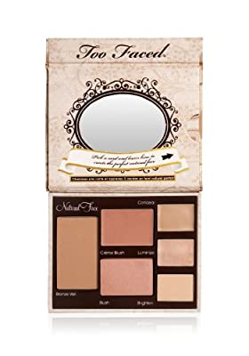 Best Cheap Deal for Too Faced Natural Radiance Face Palette, 0.65 Ounce by Too Faced Cosmetics, Inc. - Free 2 Day Shipping Available