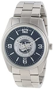 Game Time Unisex MLB-ELI-MIN Elite Minnesota Twins 3-Hand Analog Watch by Game Time