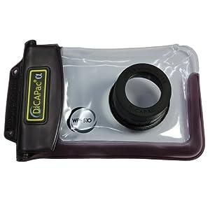 Dicapac Waterproof Digital Camera Case Kodak Easyshare C340 C360 C875 CX6230 CX6330 CX7220 CX7330 CX7430 CX7530 DX4330 DX4530 DX6340 DX6440 DX7440 DX7630 LS443 Z885 Z1275 Kenko Z510 Kocom KDC-330