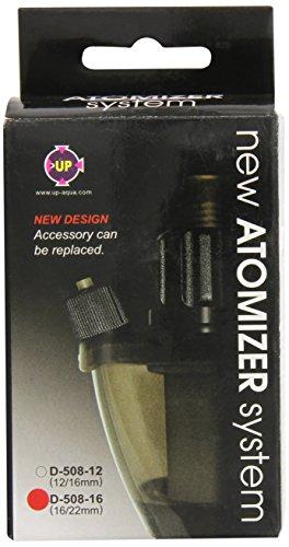 U.P. Aqua Co2 Inline Atomizer For Aquarium, 3/4-Inch - 16/22Mm