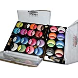Stylish 48 Color Eyeshadow Moon Style Design Makeup Kit Palette