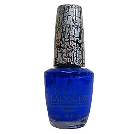 Opi Nail Polish Blue Shatter E56