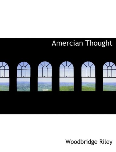 Amercian Thought