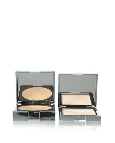 29 Cosmetics Vintage Cream Powder Foundation & Press Finishing Powder Duo, Light Fair