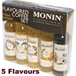 Monin Flavoured Coffee Syrups