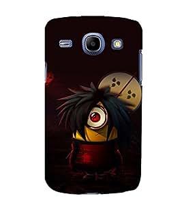 printtech Minions Anime Back Case Cover for Samsung Galaxy E7 / Samsung Galaxy E7 E700F